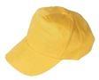 LEO - baseballová šestipanelová čepice s kontrastní linkou 100% česaná bavlna.